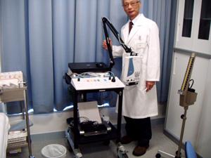 神経伝達検査機器